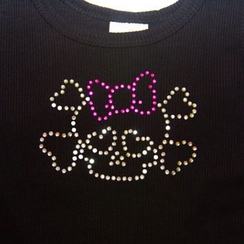 Baby Tank Top-  You pick the Tank & Bling