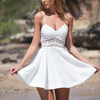CHANTILLY 2.0 DRESS , DRESSES, TOPS, BOTTOMS, JACKETS & JUMPERS, ACCESSORIES, $10 SPRING SALE, NEW ARRIVALS, PLAYSUIT, GIFT VOUCHER, $30 AND UNDER SALE, SWIMWEAR, SLEEP WEAR, Australia, Queensland, Brisbane