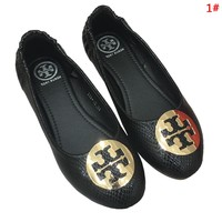 Tory Burch New fashion egg roll leisure shoes women 1#