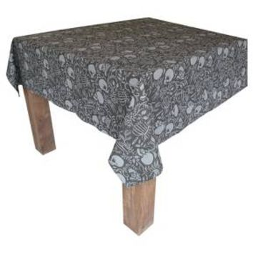Halloween Skull Tablecloth - Hyde and Eek! Boutique™