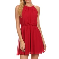 Cranberry Woods Party Dress [6779] - $29.40 : Feminine, Bohemian, & Vintage Inspired Clothing at Affordable Prices, deloom