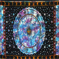 200x150cm Hippie Indian Tapestry Elephant Mandala Wall Hanging decoration sofa Seat decor Gypsy Tapestry New