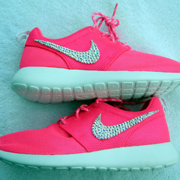 Nike Roshe Run - Girls    Women s from Glitzland on Etsy e284bb1c6bd6