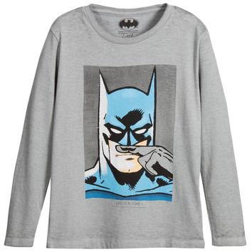 Eleven Paris Boys 'Batman' Long-Sleeved T-shirt