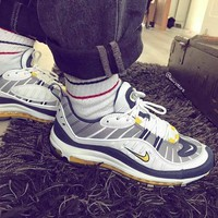 shosouvenir Nike Air Max 98 Fashion casual sports shoes