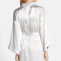 Women's In Bloom by Jonquil 'For the Bride' Robe,