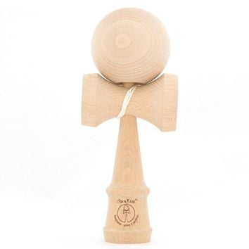Sunrise x Tribute Jumbo Mashup Kendama - Natural
