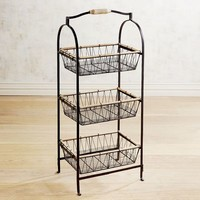 Lewis 3-Tier Basket