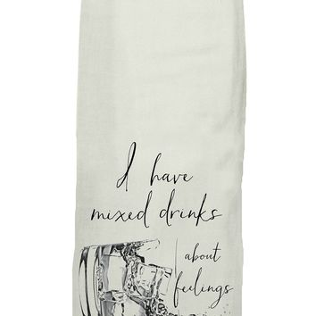 Mixed Drinks Towel
