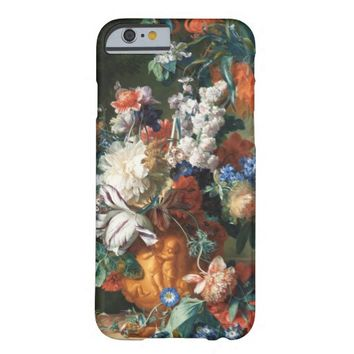 van Huysum's Bouquet of Flowers in an Urn Barely There iPhone 6 Case
