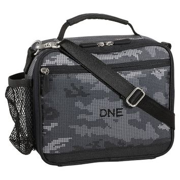Gear-Up Black Digi Camo Cold Pack Lunch