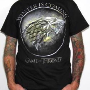 Game Of Thrones T-Shirt - Iron Throne
