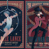 The Greatest Showman AU Poster Pre-order