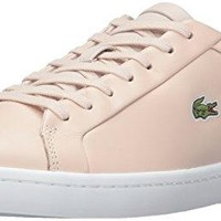 Lacoste Women's Fashion Sneaker Straightset Lace 317 3