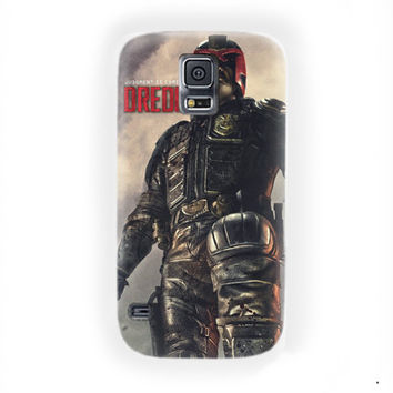 Judge Dredd  jugment is coming For Samsung Galaxy S5 Case