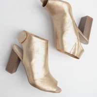 Kennedy Booties