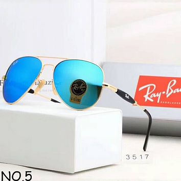 Ray-Ban 2018 New Trendy Fashion High Quality Casual Joker Sunglasses  F-A-SDYJ NO 142de1487