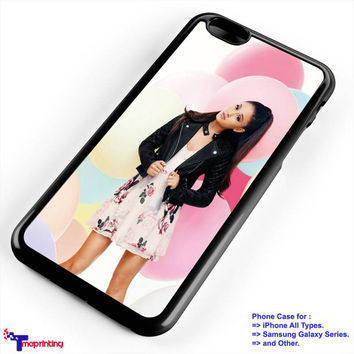 Ariana Grande Balloon - Personalized iPhone 7 Case, iPhone 6/6S Plus, 5 5S SE, 7S Plus, Samsung Galaxy S5 S6 S7 S8 Case, and Other