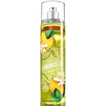 Bath & Body Works SPARKLING LIMONCELLO Fine Fragrance Mist 8 oz