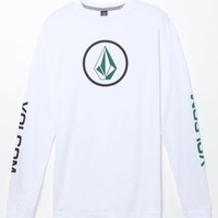 Volcom Stone Stoke Long Sleeve T-Shirt - Mens Tee