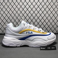 Folder x FILA Ray Woman Men Fashion Running Sneakers Sport Shoes
