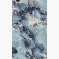 'marble stone ' iPhone Case/Skin by cwalter