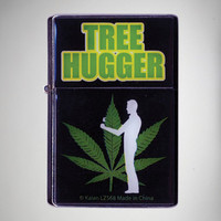 'Tree Hugger' Lighter in Fun & Games New