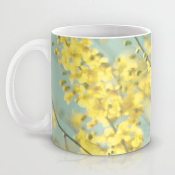 Art Coffee Cup Mug Sunny Blooms 1 fine art photography home decor