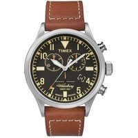 Timex x Red Wing Waterbury Chronograph Watch