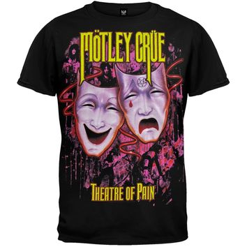 Motley Crue - Theatre Of Pain T-Shirt
