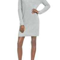 BP Cutout Choker Sweater Dress | Nordstrom