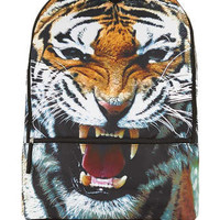TIGER PRINT BACKPACK - Bags - Shoes and Accessories