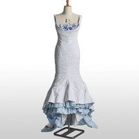 Vivienne Westwood Custom Made Wedding Gown