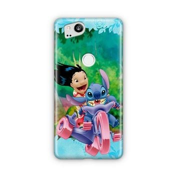 Lilo And Stitch Disney Google Pixel 3 XL Case | Casefantasy