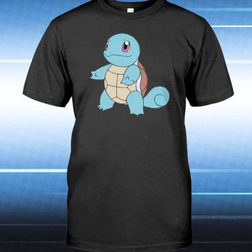 Squirtle Unisex T-Shirt - Any Color Shirt Available