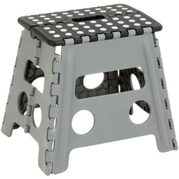 Honey-Can-Do(R) TBL-02977 Folding Step Stool