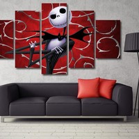 The Nightmare Before Christmas Wall Art
