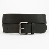 Basic Faux Leather Belt | Belts