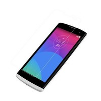 REIKO LG LEON TEMPERED GLASS SCREEN PROTECTOR IN CLEAR
