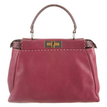 Fendi Selleria Peekaboo Bag