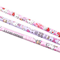 Buy Sanrio Hello Kitty Printed 2B Pencil Set of 3 at ARTBOX