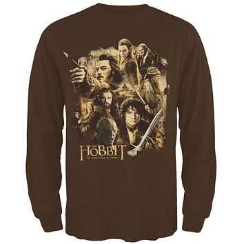 The Hobbit - Middle Earth Cast Long Sleeve T-Shirt