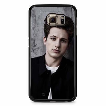 Charlie Puth Cool Samsung Galaxy S6 Case