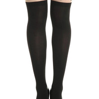 HEARTS TATTOO PATTERN TIGHTS