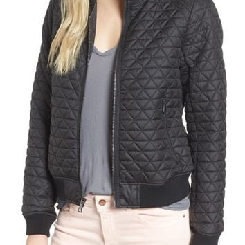 Andrew Marc Oakley Oversized Quilted Jacket | Nordstrom