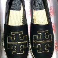 Tory Burch  Fashion Women Slipper Boots Sandals High Heels Shoes