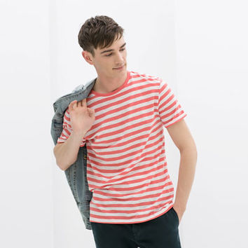 SALE - T - shirts - Men | ZARA United States