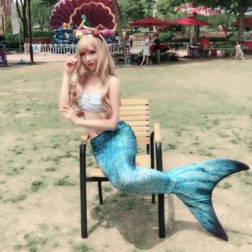 New Adults Mermaid Tails for Swimming Lovely Swimsuit for Women