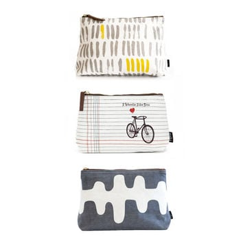 Bundle of 3 Pouches: Set 5