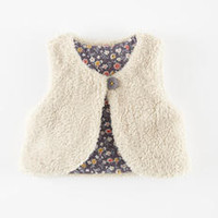 Reversible Fleecy Vest